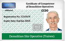 CCDO Card License