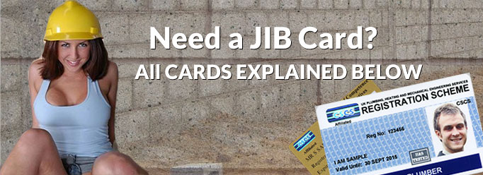 JIB Card Types Explained