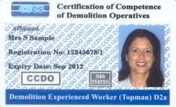 Demolition Experienced Worker