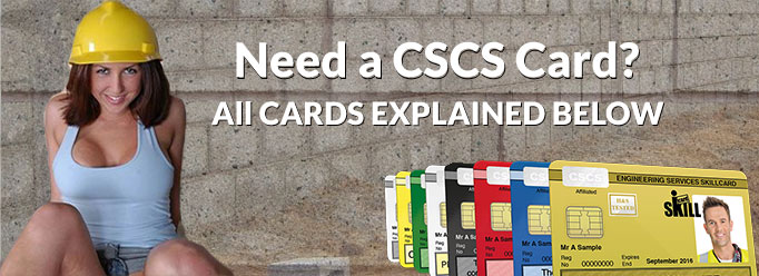 CSCS Card Types Explained