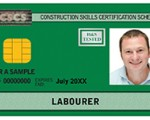Northamptons CSCS Card Booking Test